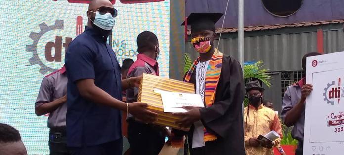 Dti Graduation