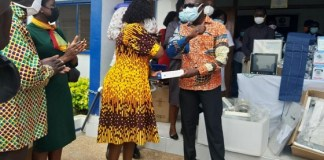 Ghs Receives Covid Support From Nestle Red Cross