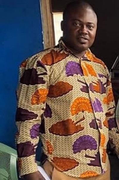 Mr Francis Oti Boateng