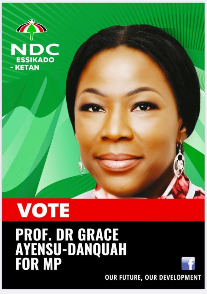 Professor Grace Ayensu Danquah