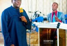 Reverend Dr Lazarus Akaburi