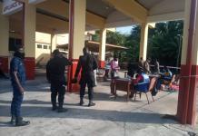 Politics Special Voting Cape Coast