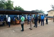 Special Voting Sunyani