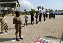 Police Staff College Centre at Winneba