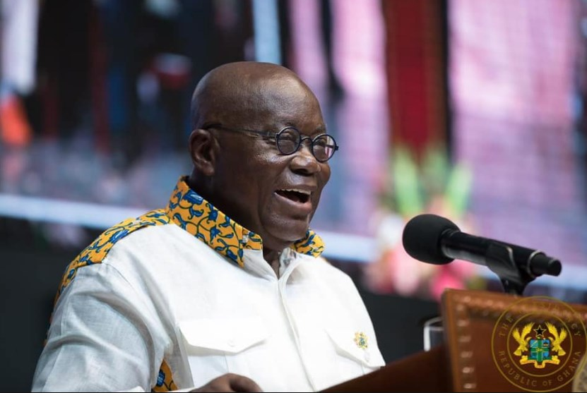 Help build a progressive, Prosperous Ghana - President Akuffo Addo to Churches