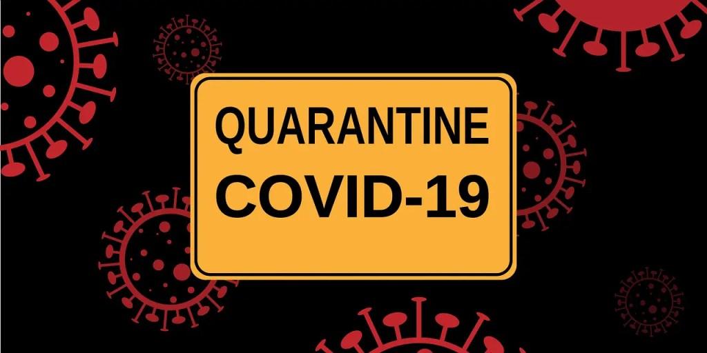 What does self-quarantine mean?