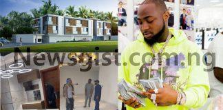 Davido's Multi-Million Naira Mansion