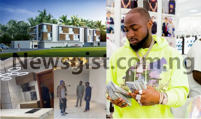 Davido's Multi-Million Naira Mansion