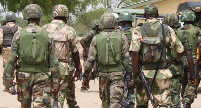 I'm Arresting My Brother With Soldiers Tomorrow » Naijaloaded