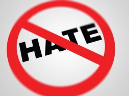 Hate-content