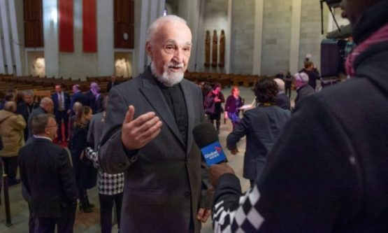 Catholic-priest-Claude-Grou-stabbed-why-in-church-and-live-on-TV-e1553294491724