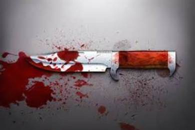 A-bloody-knife