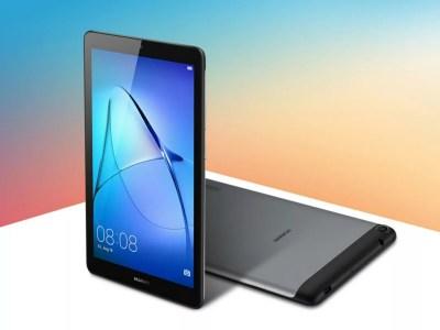 ファーウェイ、約1.2万円の7型タブレット「MediaPad T3 7」を発売