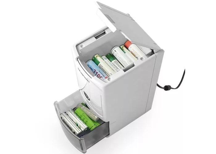 充電池を流し込めば充電してくれる「ENEROID EN20B」が発売
