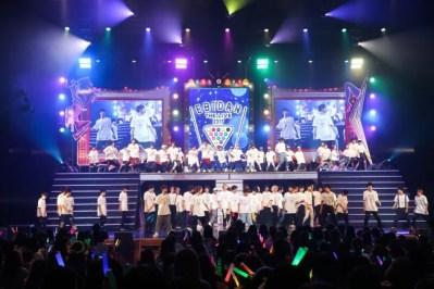 GYAO!で「EBiDAN THE LIVE 2017」のライブ映像無料配信が決定!