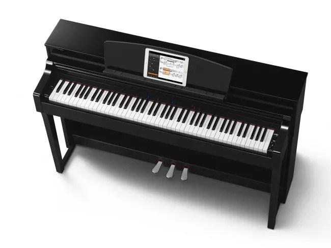 ヤマハ、オーディオデータからピアノ用譜面を自動作成する電子ピアノを発売