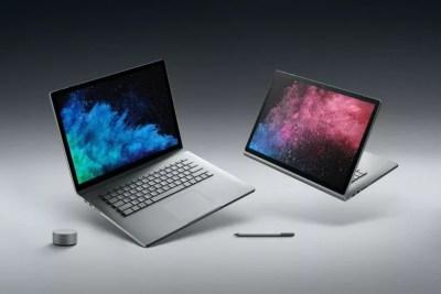 日本でも13インチ「Surface Book 2」が発売決定!