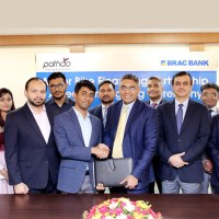 Pathao and BRAC Bank signs agreement for motorbike financing