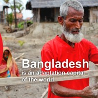 Bangladesh is an adaptation capital of the world