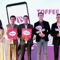Banglalink launches digital entertainment platform Toffee