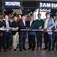 Samsung opens first-ever flagship store in Dhaka