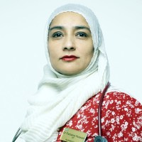 Bangladeshi descent Dr. Farzana Hussain named as a face of NHS