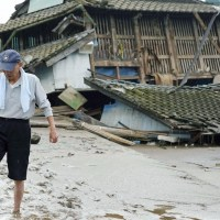 Japan Prime Minister pledges billions for flood-hit region