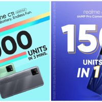 realme C11 and realme 6 made new records in Daraz for 2020