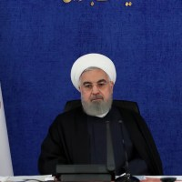 Rouhani blames Israel for killing Iranian scientist