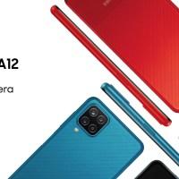 Samsung unveils Galaxy A12 4/64GB variant