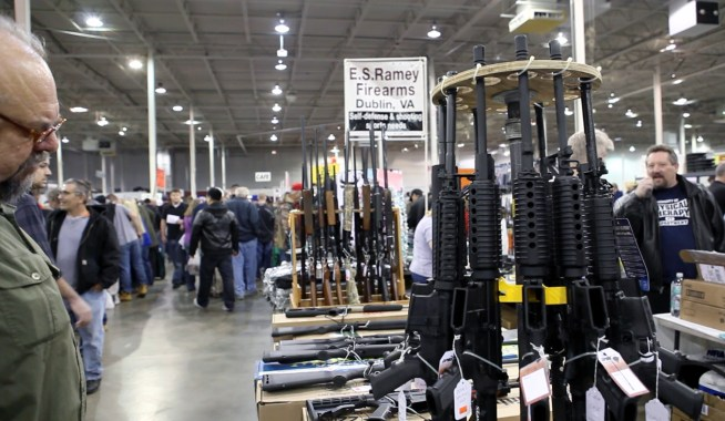 Image result for gun show