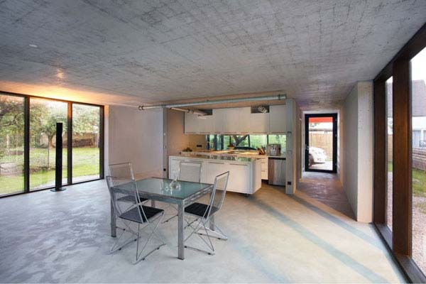 Small House With Low Maintenance Costs In Munich