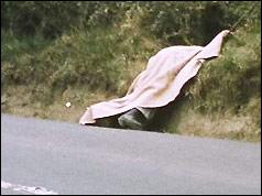 Body of James Murphy dumped on a roadside