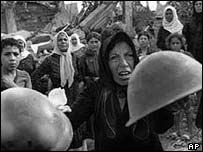 Palestinian refugees remember the Sabra massacre