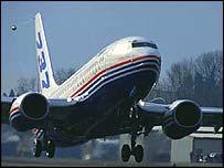 بوينج 737  (لقطة من الارشيف)