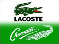 Crocodile logos