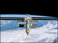 ISS (AP)