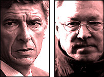 Arsene and Fergie - Mental Games