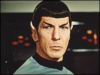 Star Trek's Spock