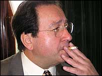 León Arslanian, el polémico funcionario a cargo de la seguridad en la Administración Solá