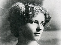 Jennie Fletcher won a gold medal in the 1912 Olympics