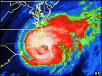 Hurrican Ophelia