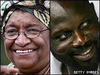 sirleaf and weah