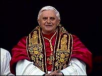 پاپ بنديکت شانزدهم