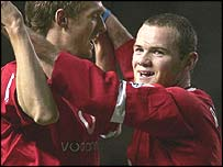 Rooney and Fletcher
