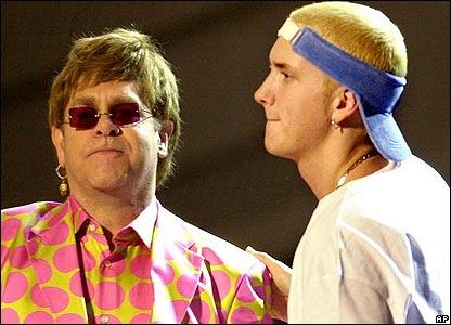 Eminem/Elton John - photo