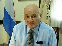 Emilio Gardel Codas, directivo de la Asociación Rural del Paraguay