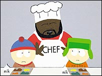 Stan, Chef and Kyle