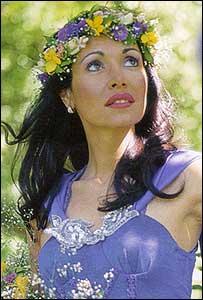 La imagen angelical de Gilda fue parte de la estrategia de marketing de su carrera de cantante