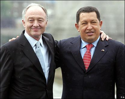 Chavez y socialismo británico